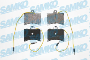 Спирачни накладки SAMKO - 5SP195