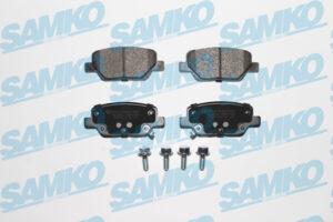 Спирачни накладки SAMKO - 5SP1951