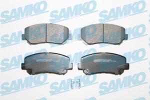 Спирачни накладки SAMKO - 5SP1957