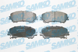 Спирачни накладки SAMKO - 5SP1975