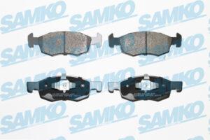 Спирачни накладки SAMKO - 5SP1976