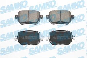 Спирачни накладки SAMKO - 5SP1986
