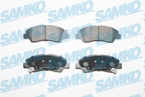 Спирачни накладки SAMKO - 5SP1988