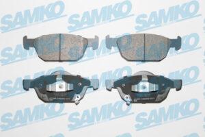 Спирачни накладки SAMKO- 5SP1991