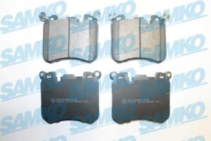 Спирачни накладки SAMKO - 5SP2006