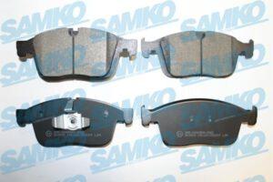 Спирачни накладки SAMKO - 5SP2007