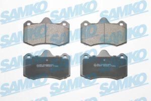Спирачни накладки SAMKO - 5SP2009