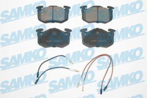 Спирачни накладки SAMKO - 5SP201