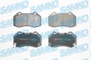 Спирачни накладки SAMKO - 5SP2018