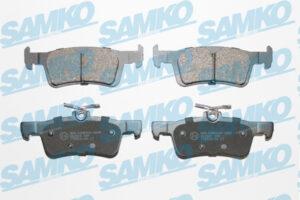 Спирачни накладки SAMKO - 5SP2033