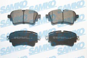 Спирачни накладки SAMKO - 5SP2039