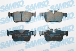 Спирачни накладки SAMKO - 5SP2044