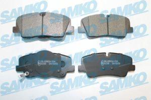 Спирачни накладки SAMKO - 5SP2058
