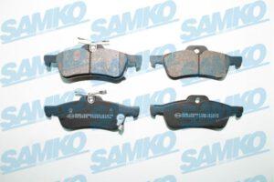 Спирачни накладки SAMKO - 5SP2076