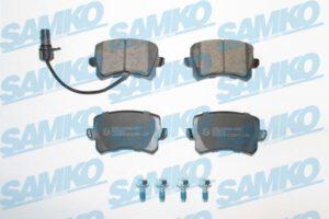 Спирачни накладки SAMKO - 5SP2079
