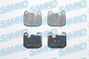 Спирачни накладки SAMKO - 5SP210