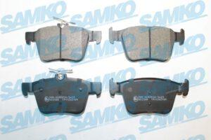Спирачни накладки SAMKO - 5SP2104