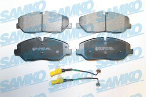 Спирачни накладки SAMKO - 5SP2105A