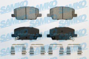 Спирачни накладки SAMKO - 5SP2115K