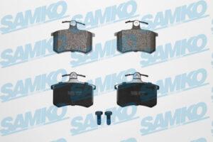 Спирачни накладки SAMKO - 5SP215