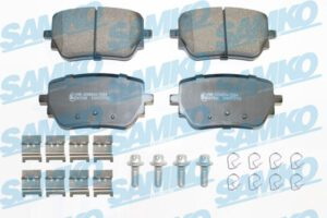 Спирачни накладки SAMKO - 5SP2152K
