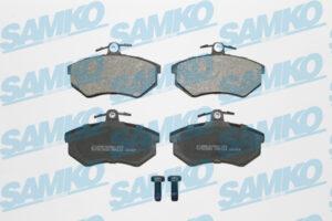 Спирачни накладки SAMKO - 5SP216