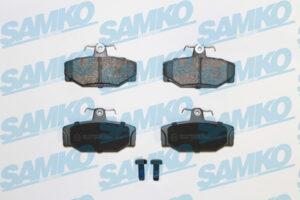 Спирачни накладки SAMKO - 5SP217