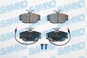 Спирачни накладки SAMKO - 5SP220