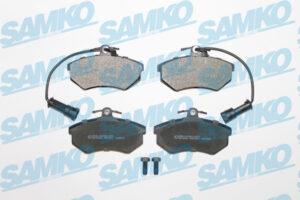 Спирачни накладки SAMKO - 5SP221