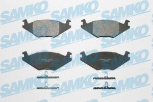 Спирачни накладки SAMKO - 5SP223