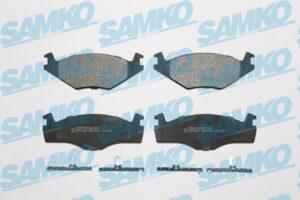 Спирачни накладки SAMKO - 5SP224