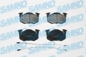 Спирачни накладки SAMKO - 5SP231