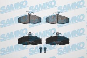 Спирачни накладки SAMKO - 5SP234