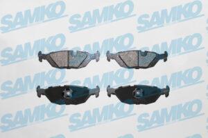 Спирачни накладки SAMKO - 5SP238