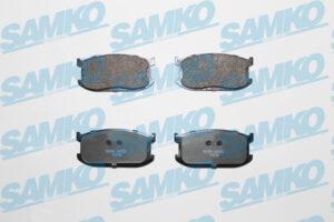 Спирачни накладки SAMKO - 5SP253