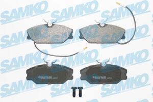 Спирачни накладки SAMKO - 5SP258