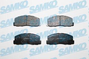 Спирачни накладки SAMKO - 5SP260