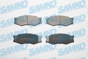 Спирачни накладки SAMKO - 5SP264