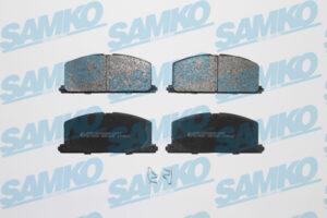 Спирачни накладки SAMKO - 5SP268