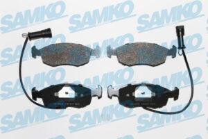 Спирачни накладки SAMKO - 5SP269