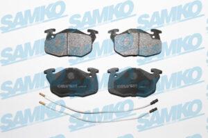Спирачни накладки SAMKO - 5SP271