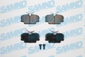 Спирачни накладки SAMKO - 5SP273