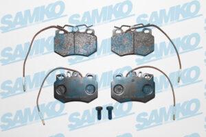 Спирачни накладки SAMKO - 5SP274