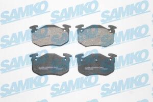 Спирачни накладки SAMKO - 5SP275