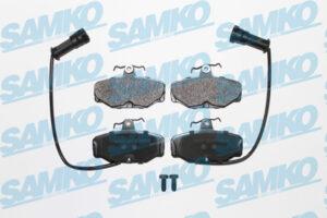 Спирачни накладки SAMKO - 5SP279