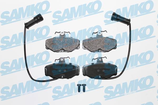 Спирачни накладки SAMKO за FORD Scorpio - 5SP279
