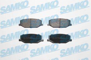 Спирачни накладки SAMKO - 5SP290