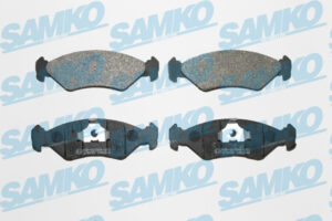 Спирачни накладки SAMKO - 5SP295
