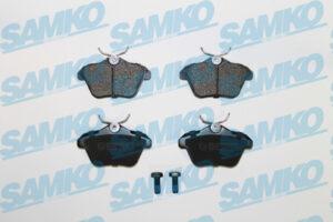 Спирачни накладки SAMKO - 5SP298