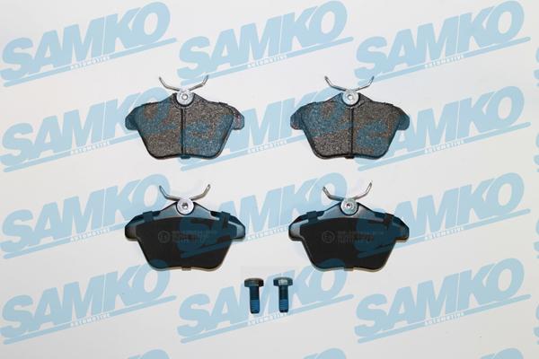 Спирачни накладки SAMKO за ALFA ROMEO 156,164 - 5SP298